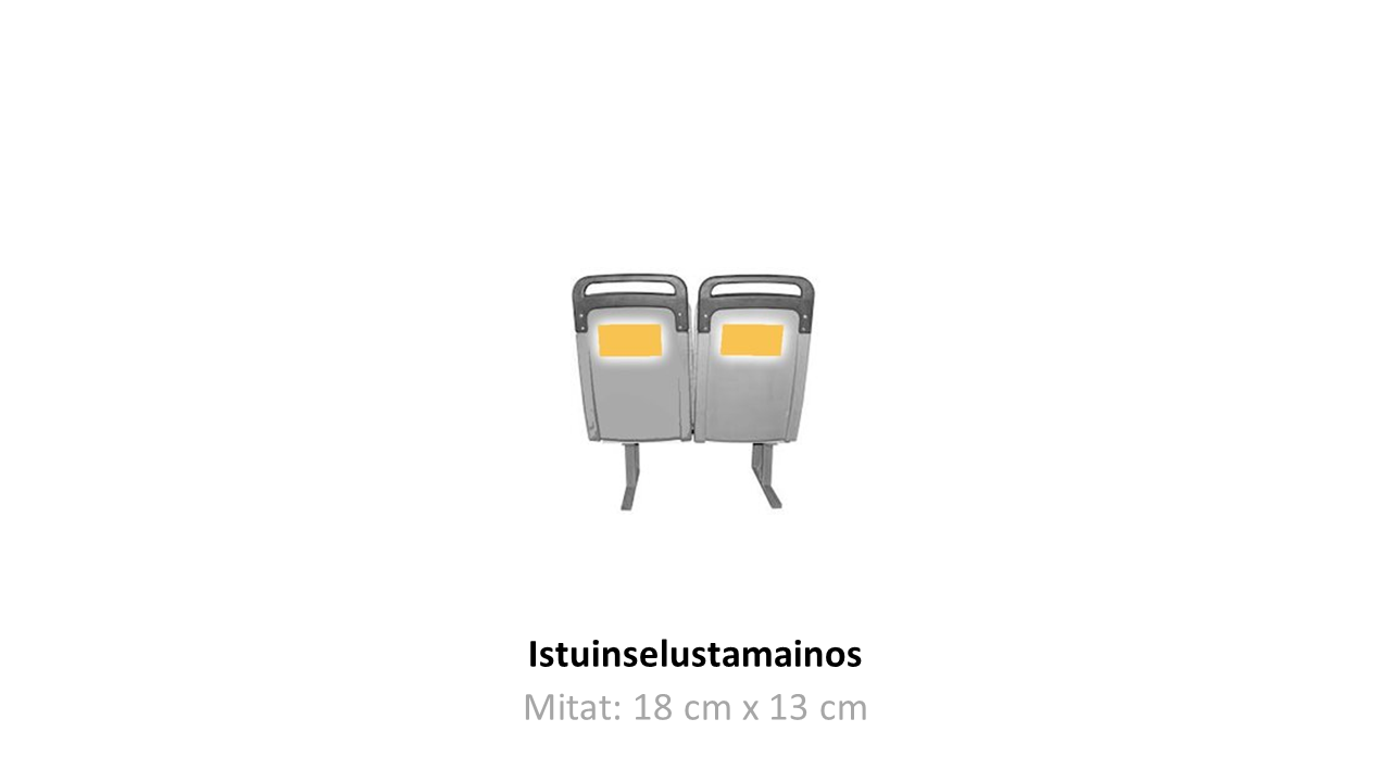 Bussimainos Turku | Istuinselusta 1
